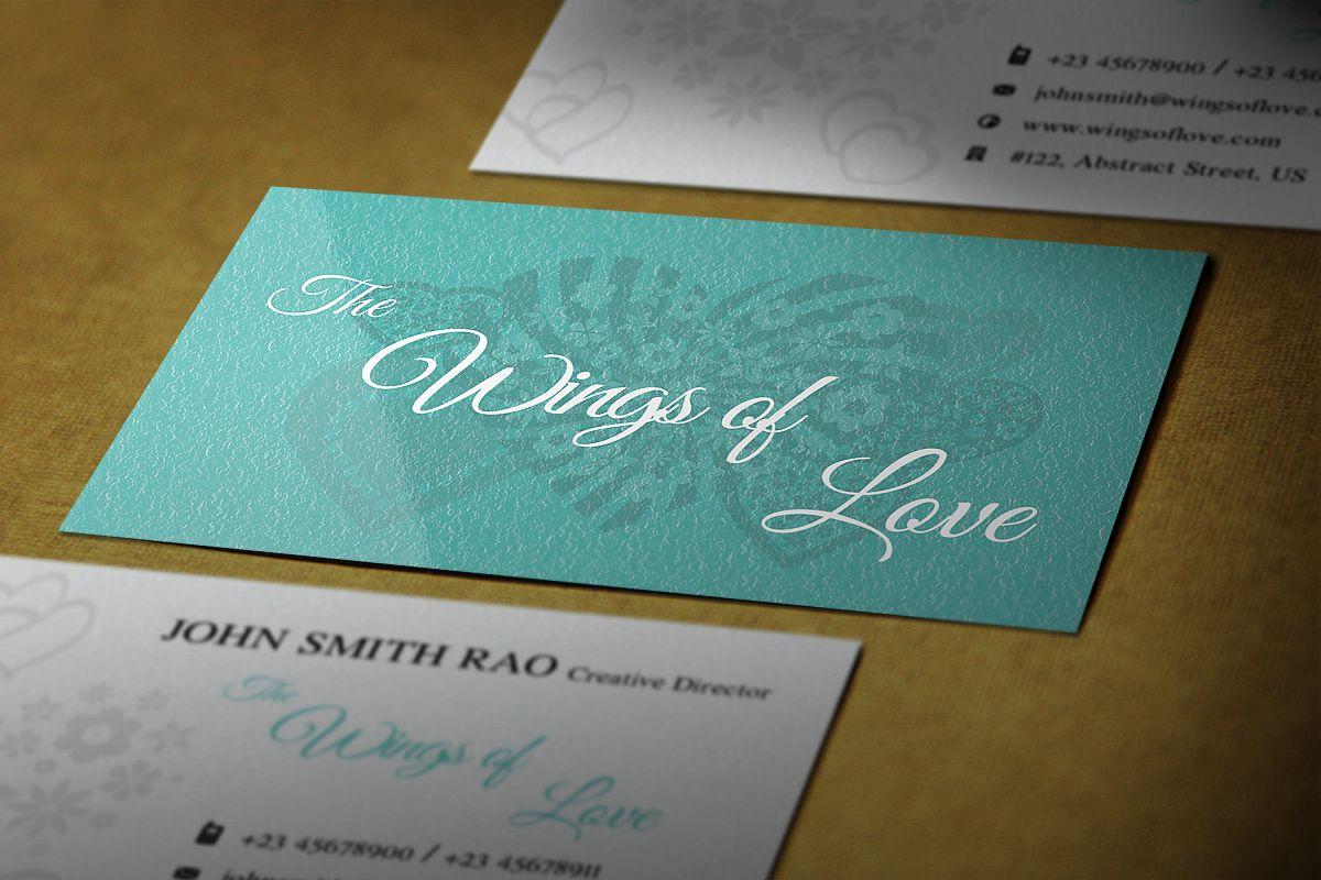 Elegant wedding photographer Business c | Design Bundles