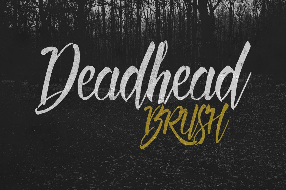 Deadhead Brush example image