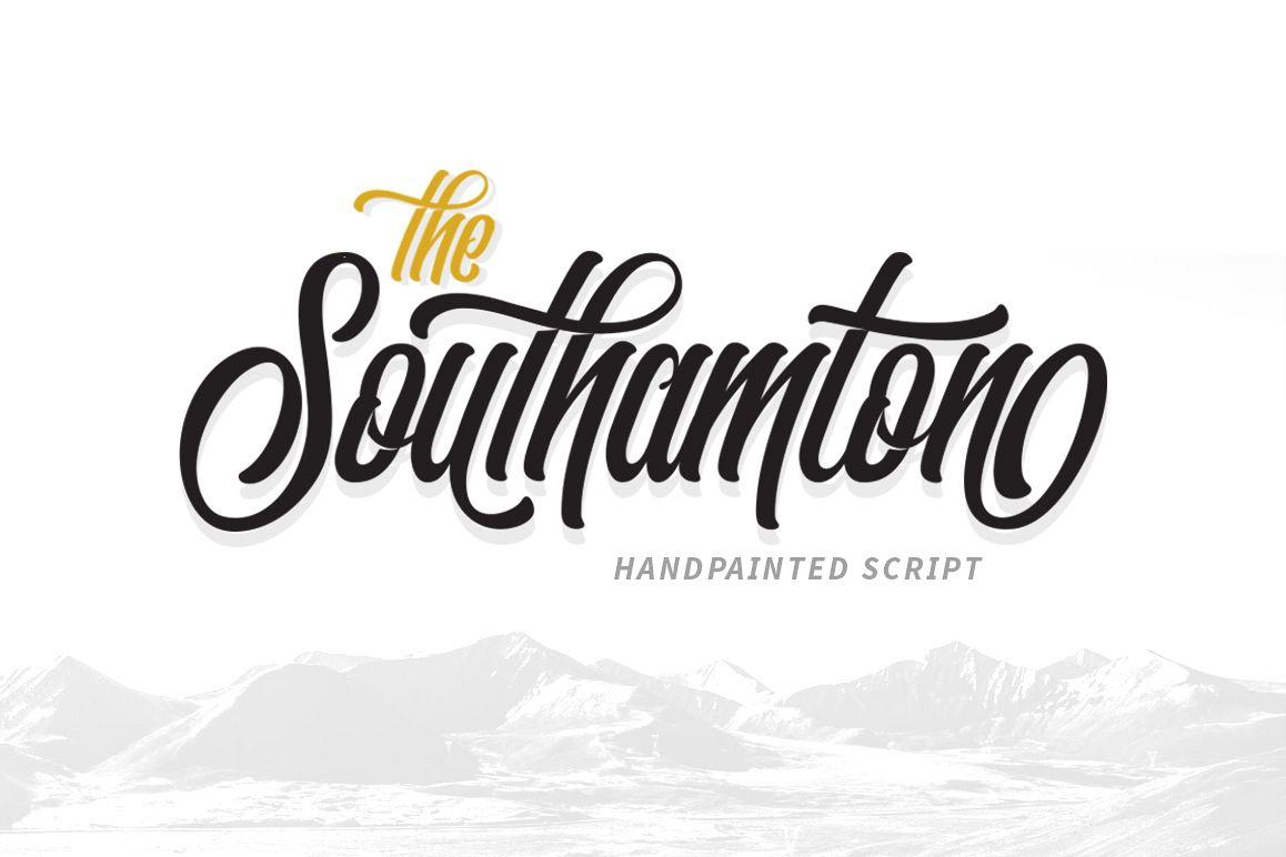 The Southamton example image