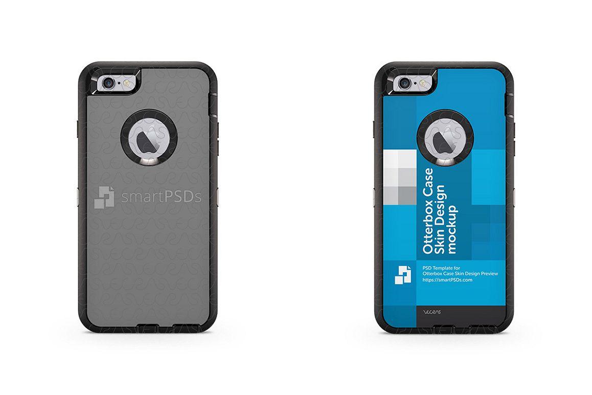 Apple iPhone 6 Defender OtterBox Commu | Design Bundles