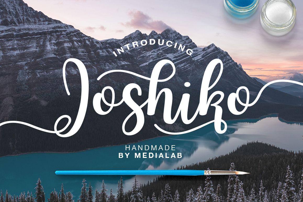 Joshiko example image
