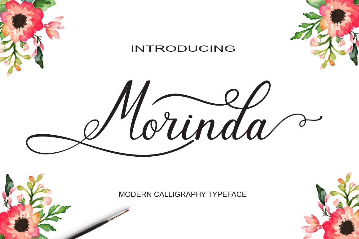 Morinda example image