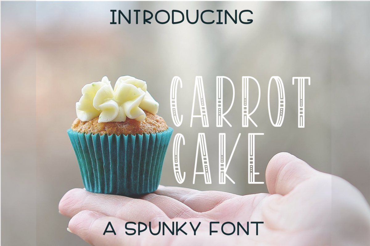 Carrot Cake  example image