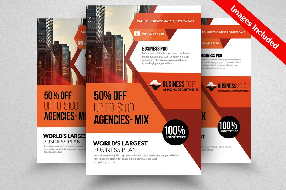Stunning Contemporary Flyer Images  Best Resume Examples By