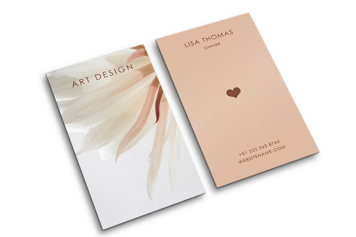 Beautiful creative art business card by design bundles beautiful creative art business card example image colourmoves