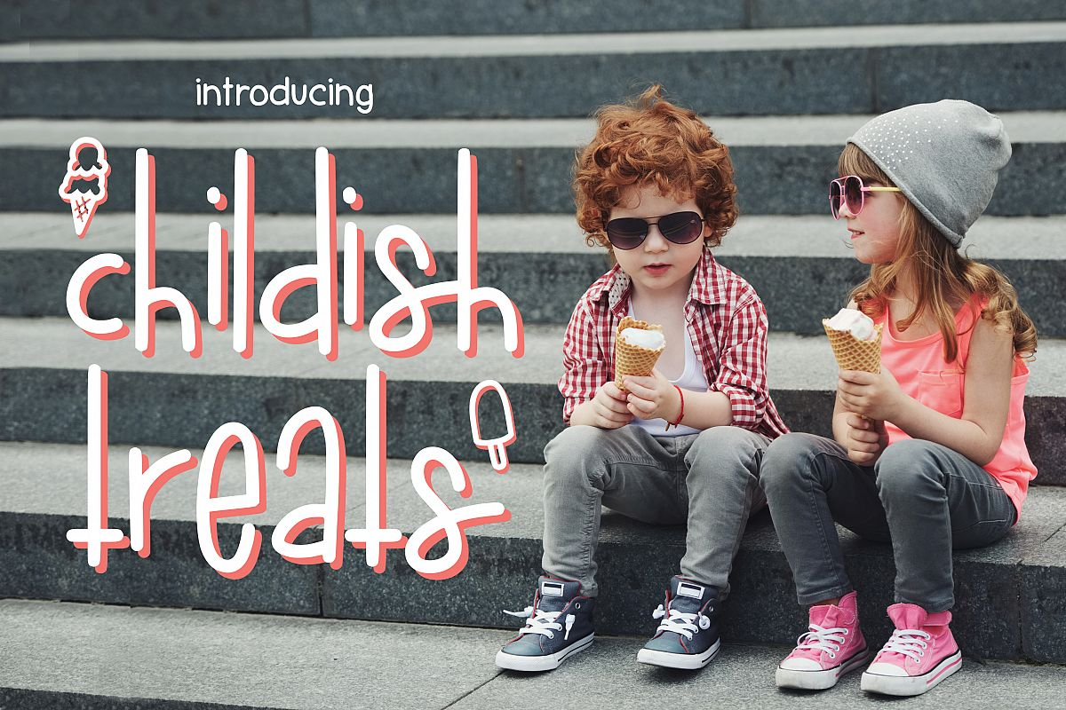 Childish Treats example image