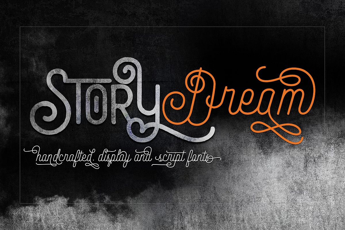 Story Dream, Script & Display example image