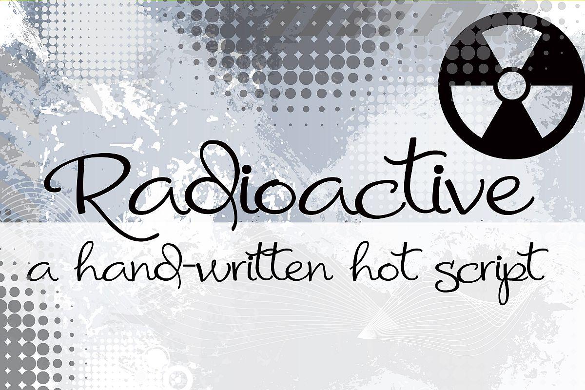 PN Radioactive example image