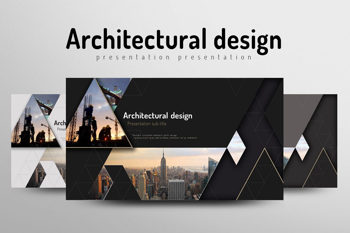 Architecture powerpoint template by goo design bundles architecture powerpoint template example image toneelgroepblik Gallery