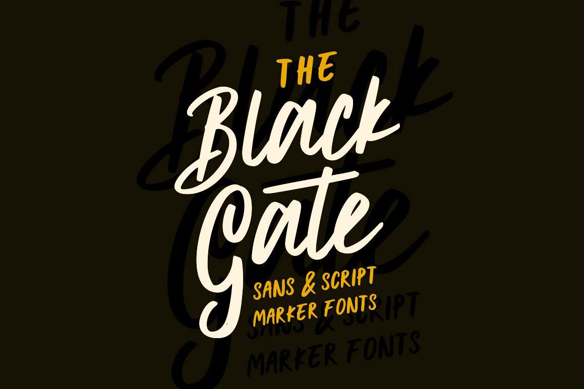 Black Gate example image