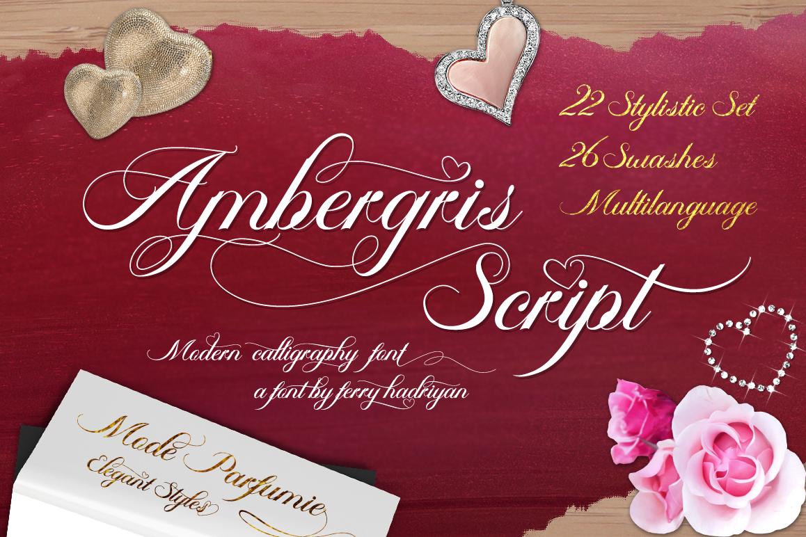 Ambergris example image