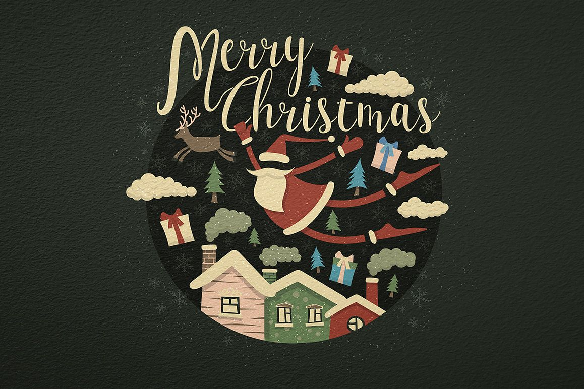 Merry Christmas example image