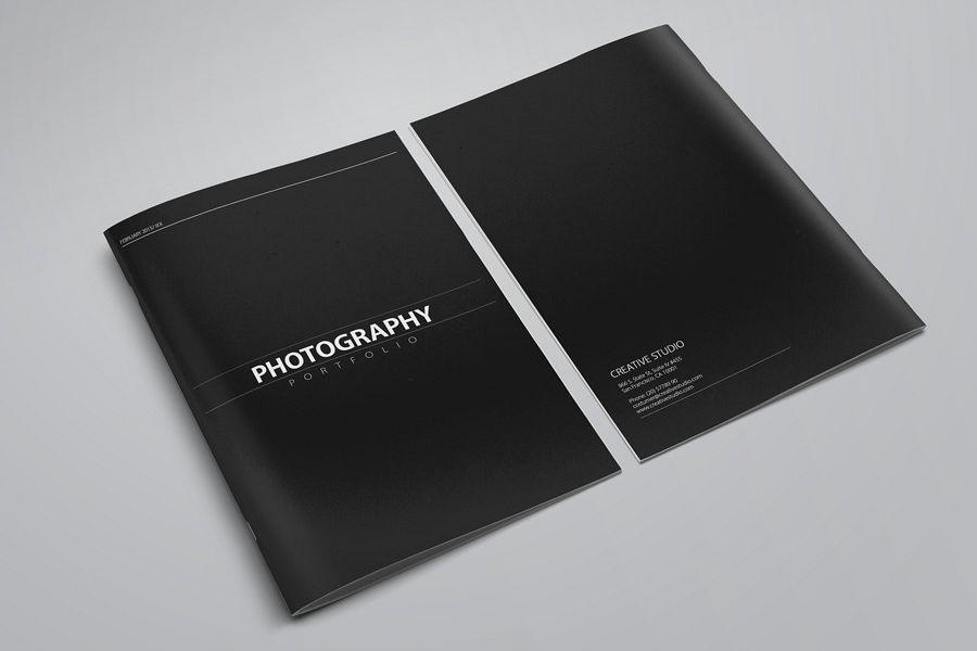 Photography Portfolio vol 2 example image