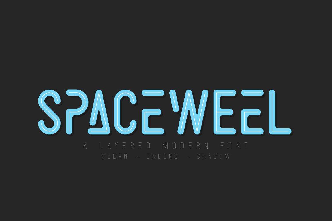 Space Weel example image
