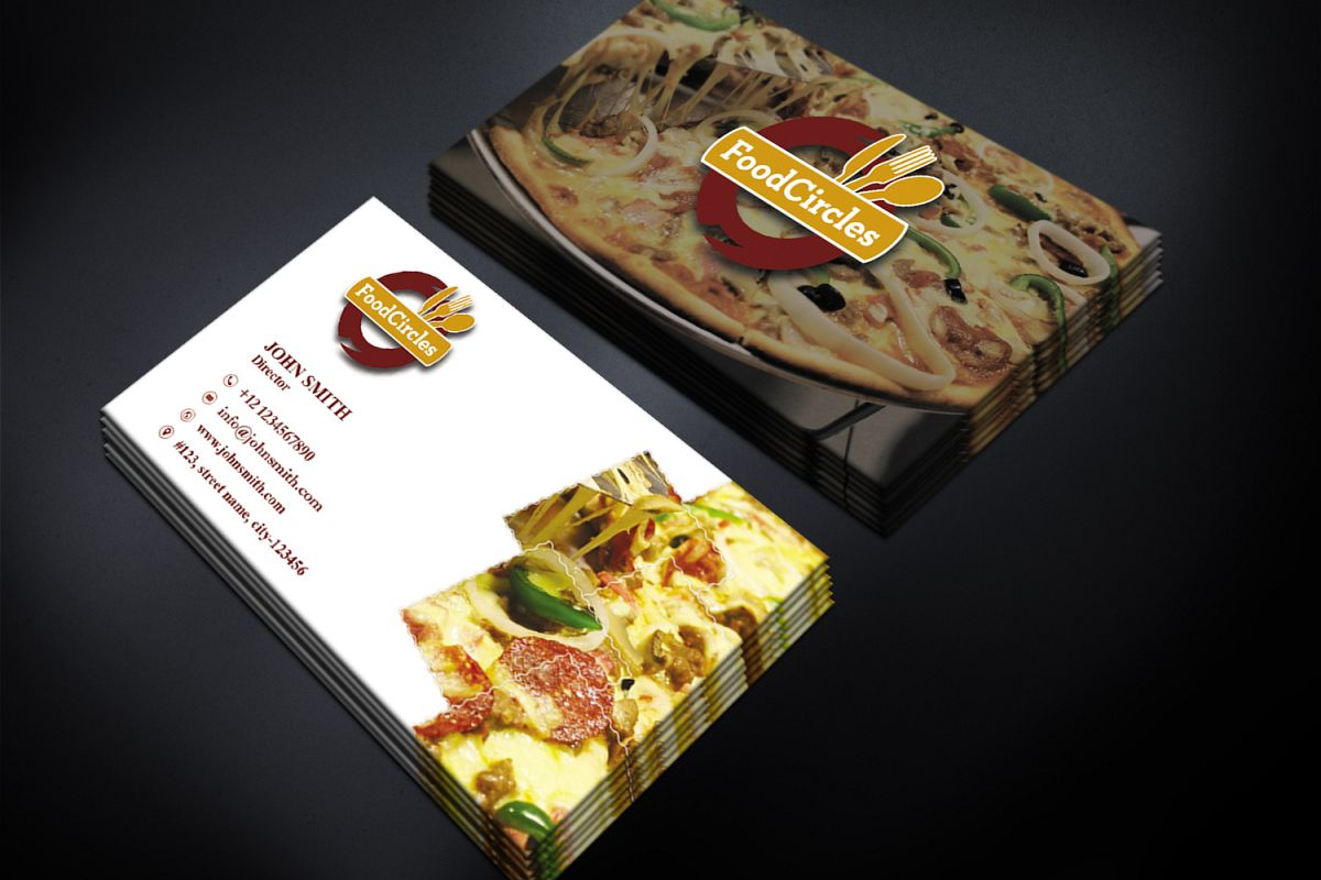 Attractive restaurant business card by design bundles attractive restaurant business card example image colourmoves