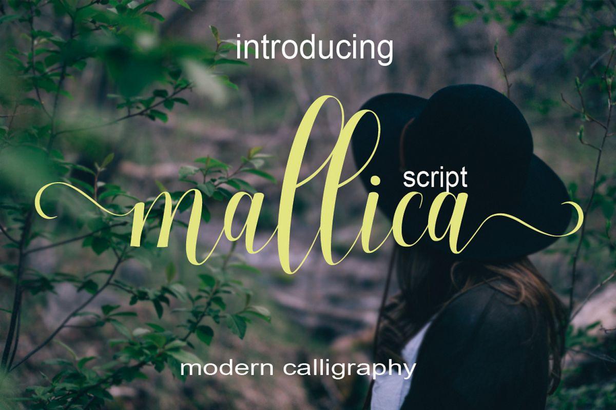 Mallica example image