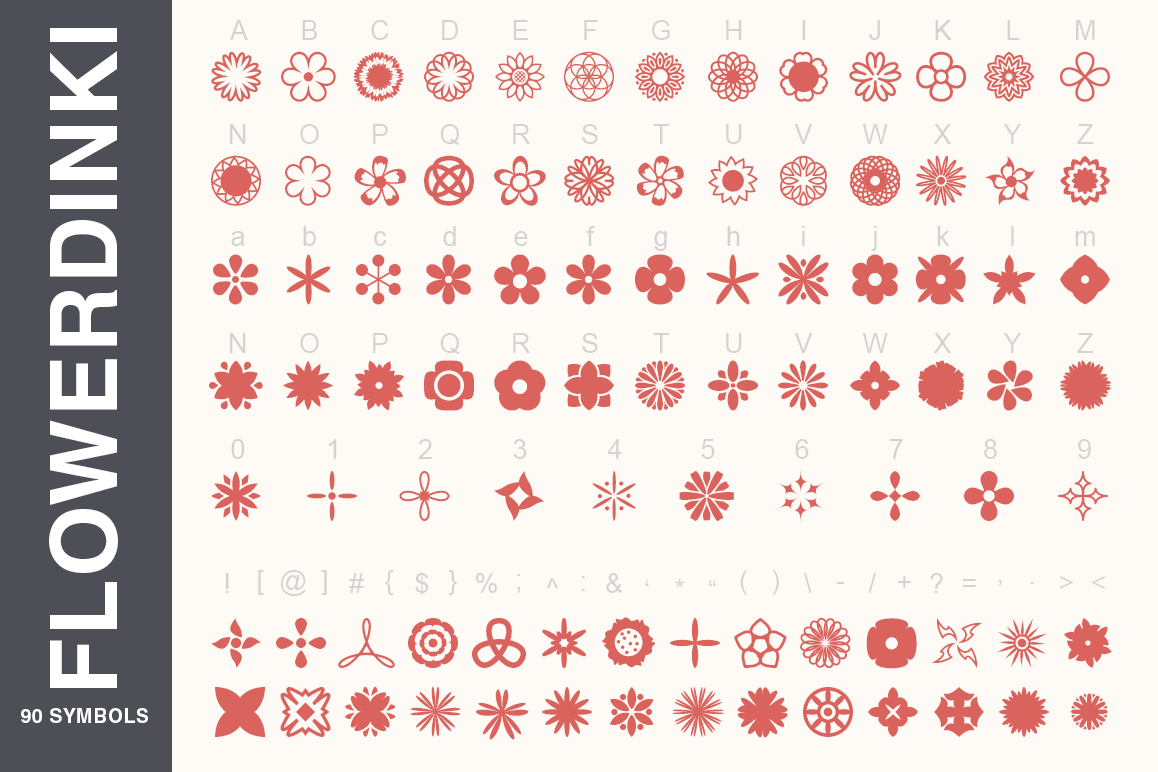 Symbols font collection 450 elements font bundles symbols font collection 450 elements example image 2 biocorpaavc Gallery