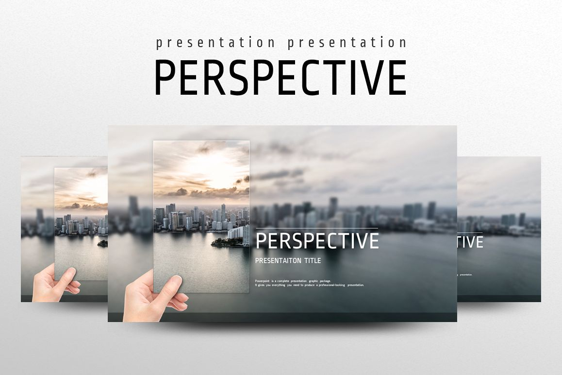 perspective template