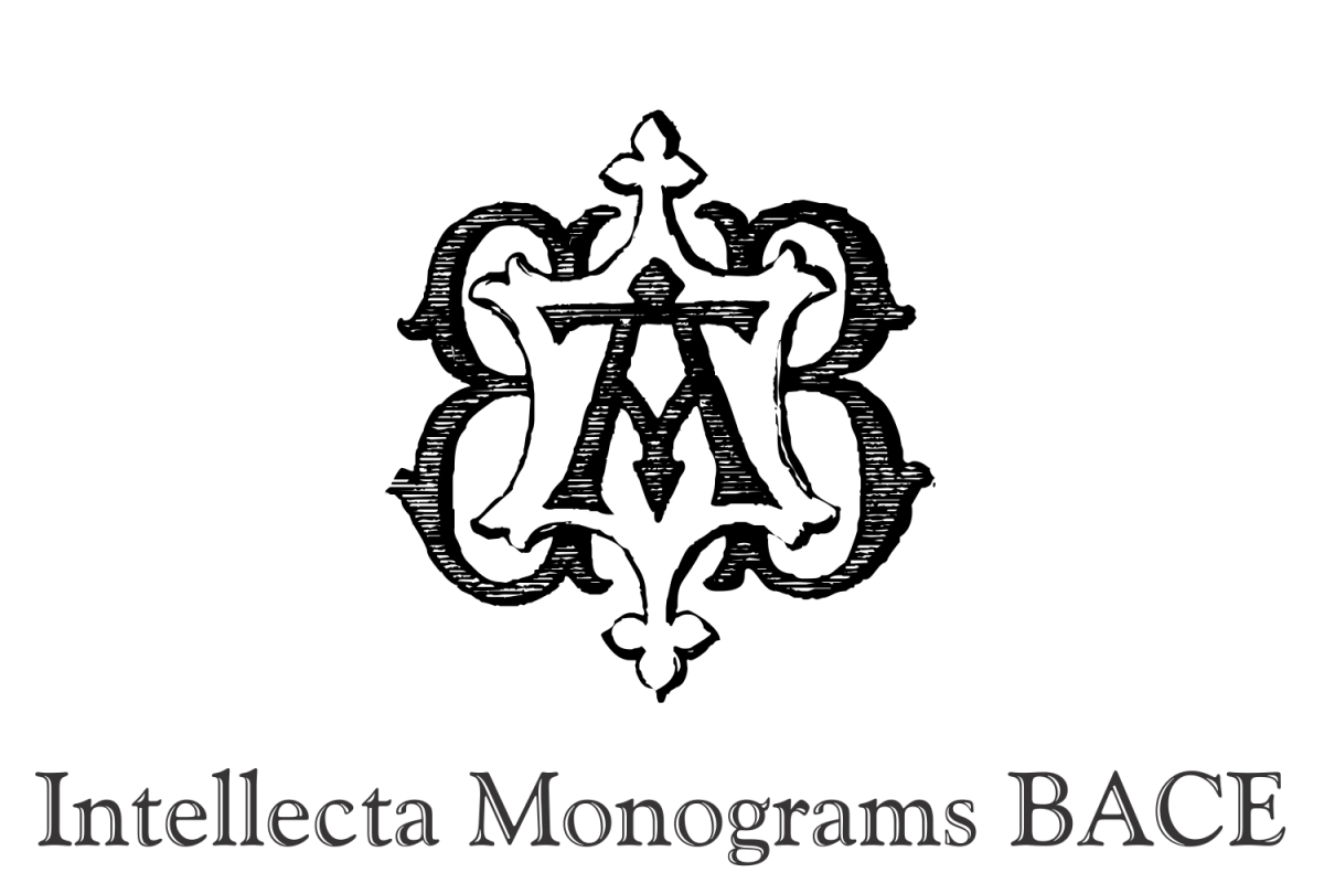 Intellecta Monograms BACE example image