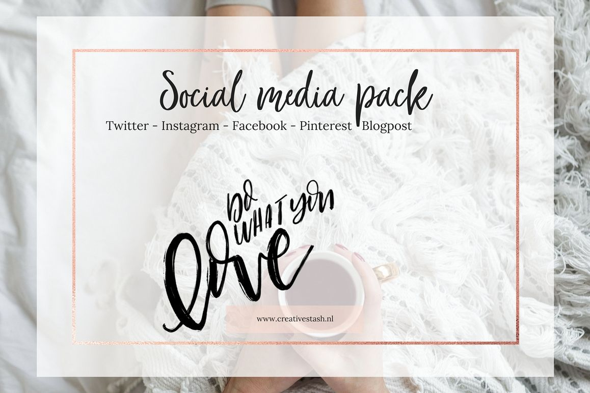 Autumn social media pack example image