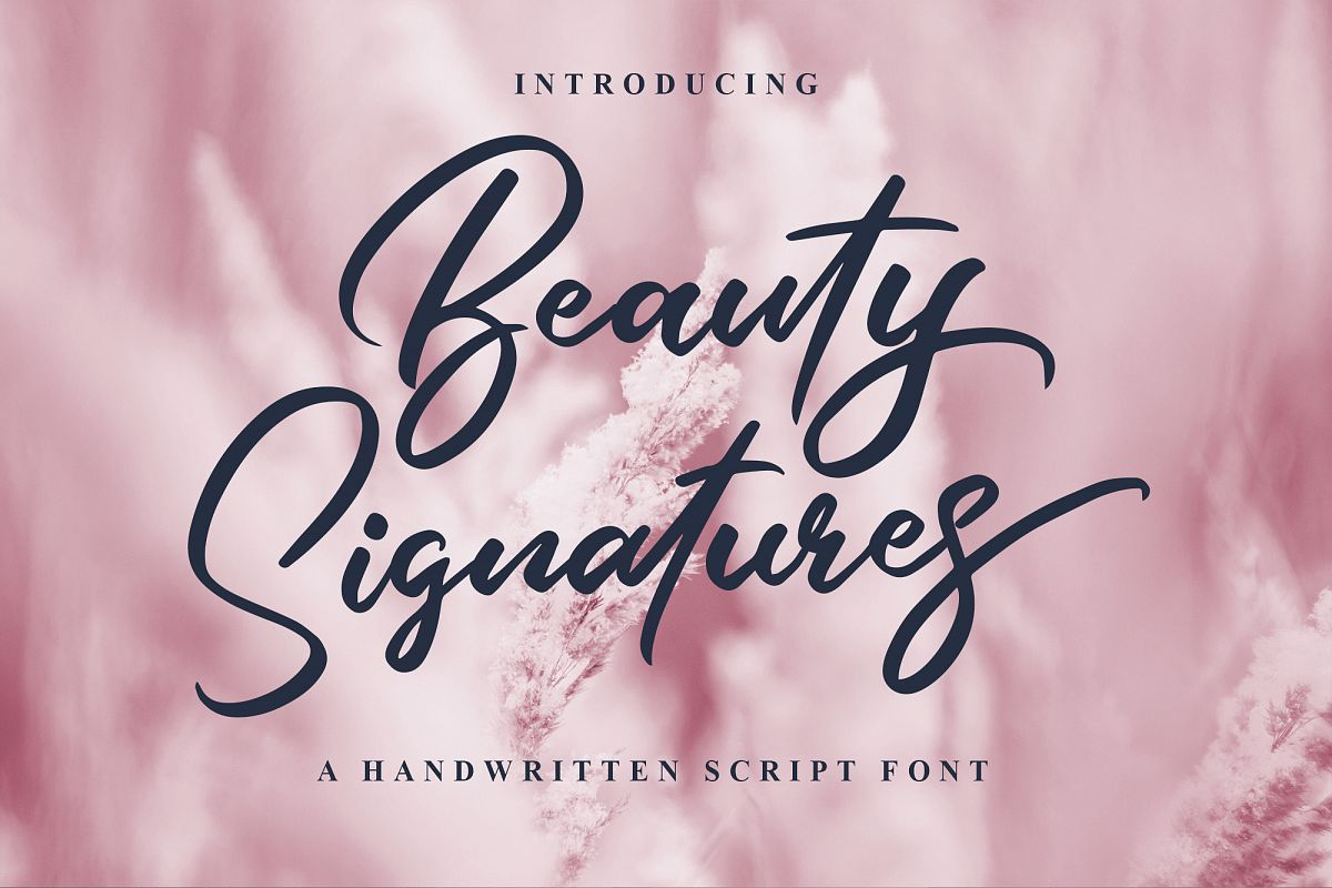 Beauty Signatures example image