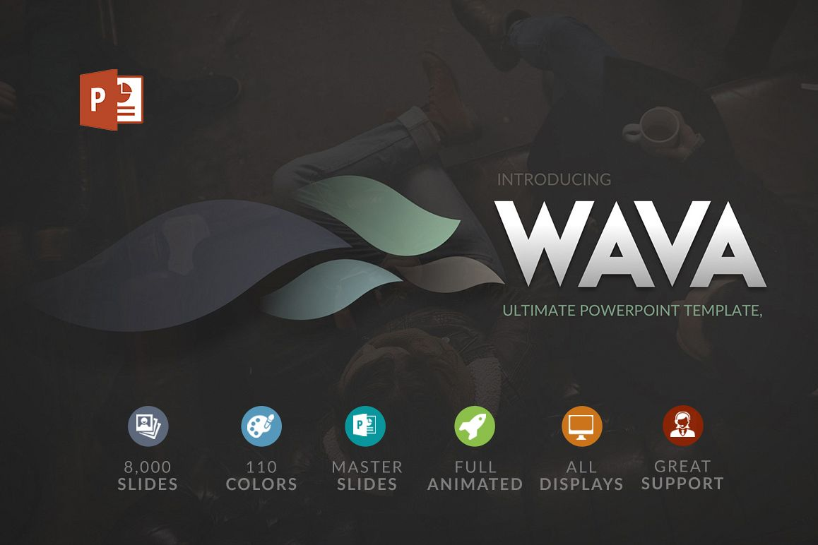 Wava powerpoint template by zacomic stu design bundles wava powerpoint template example image toneelgroepblik Gallery