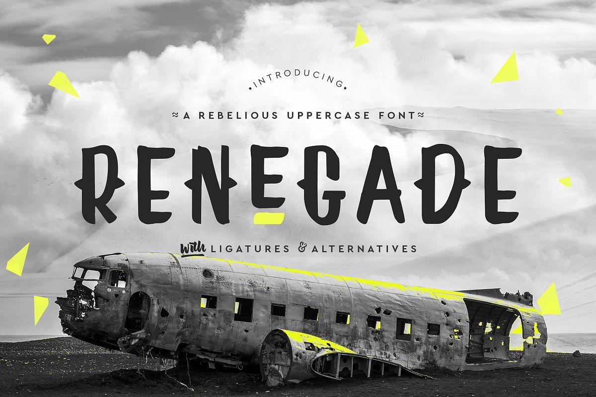 Renegade  example image