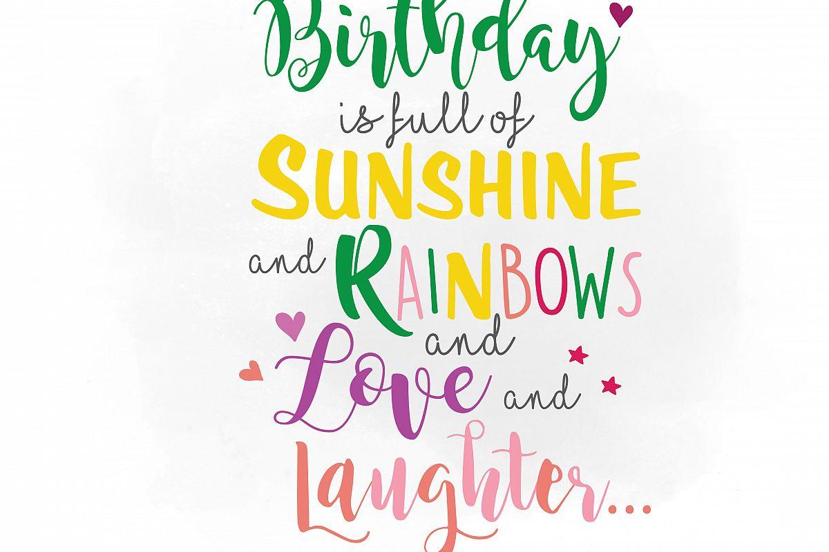birthday wishes svg clipart birthday q design bundles rh designbundles net birthday wishes clipart happy birthday wishes clipart