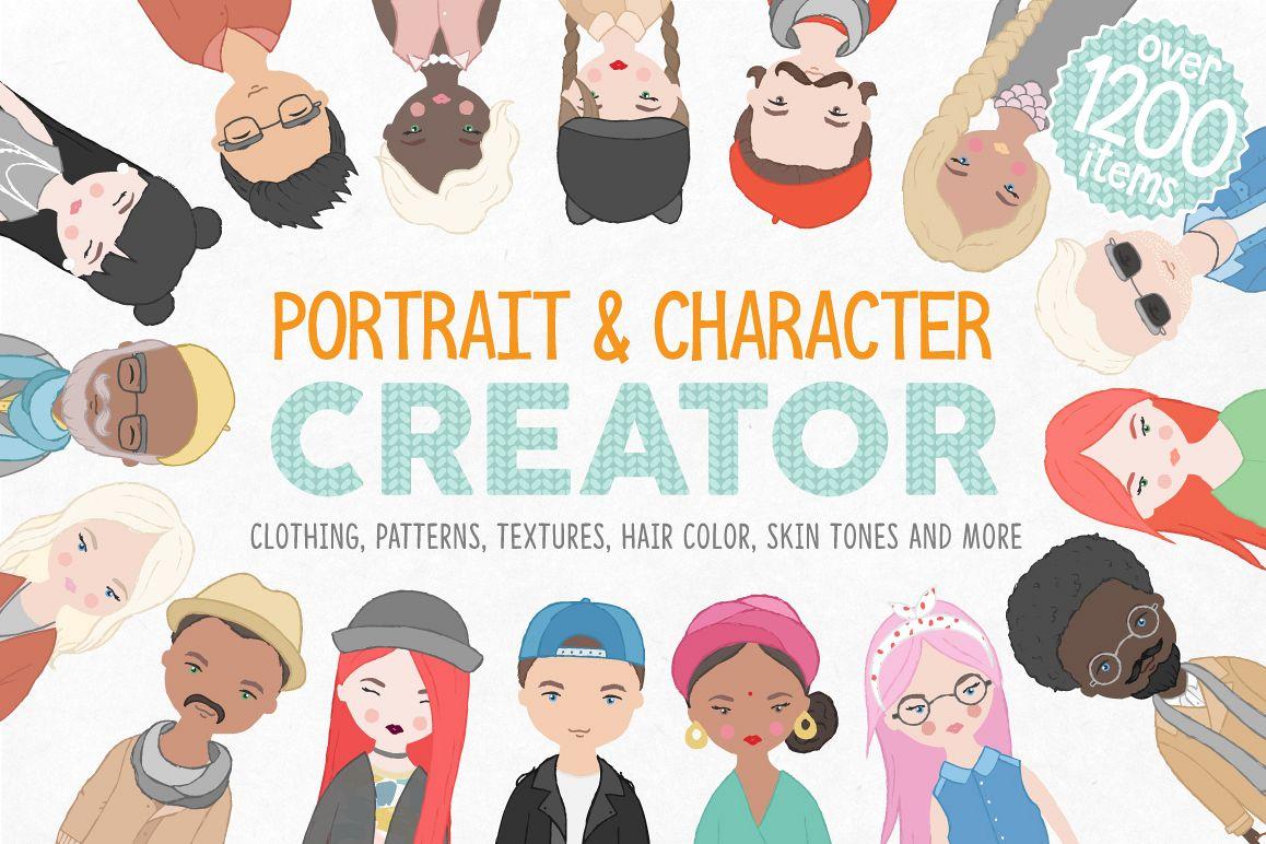 Portrait & Character Creator example image