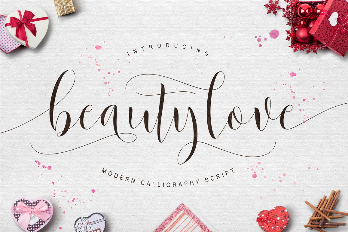 Beautylove Script example image