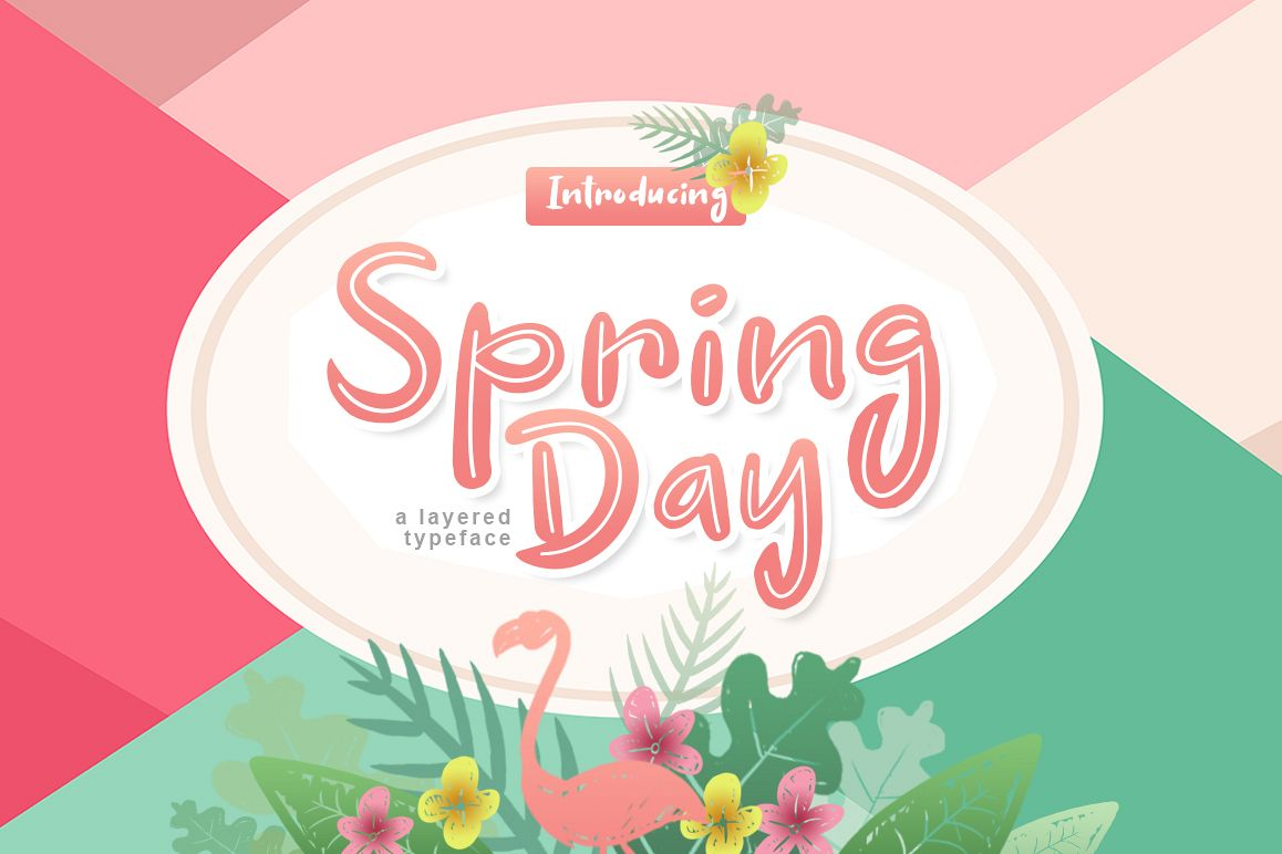 Spring Day example image