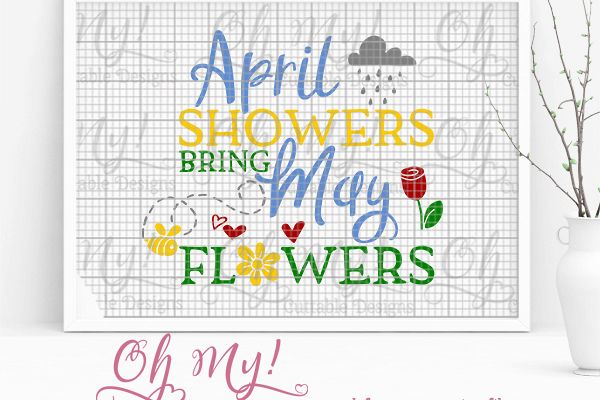 April showers bring may flowers svg e design bundles viewing product april showers bring may flowers mightylinksfo