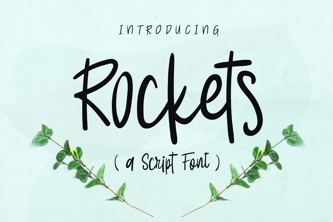 Rockets Script example image