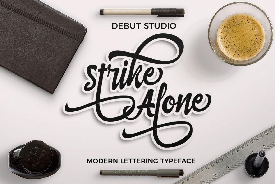 Strike Alone Script + Extra example image
