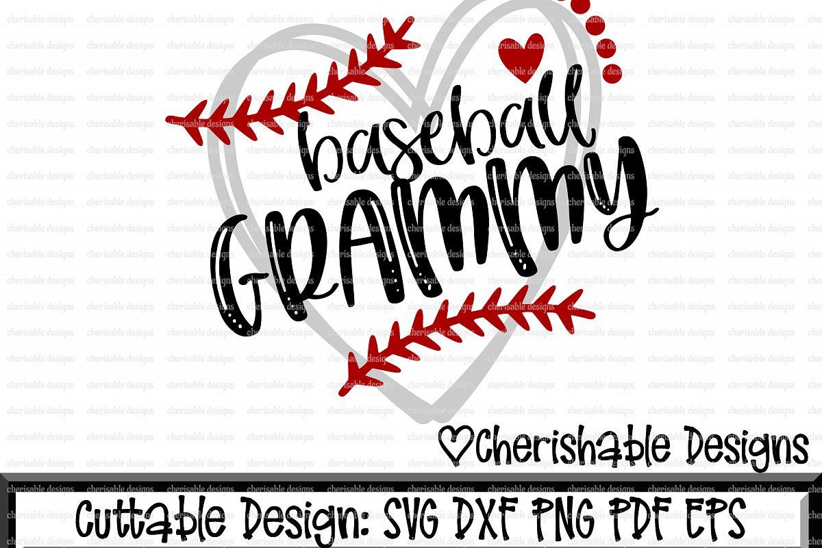 Baseball Svg, Baseball Grammy svg, Base | Design Bundles