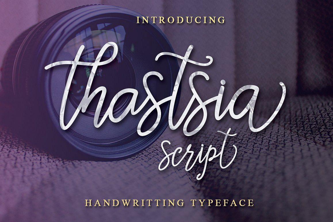 Thastsia Script example image