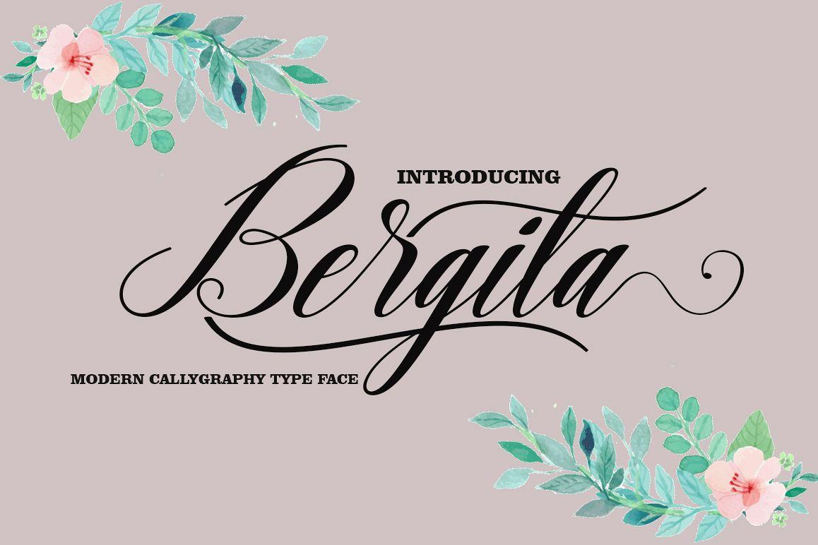 Bergita example image