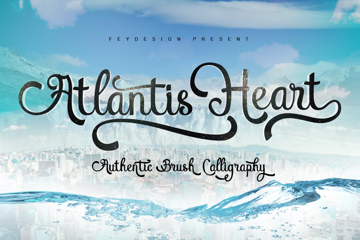 Atlantis Heart example image