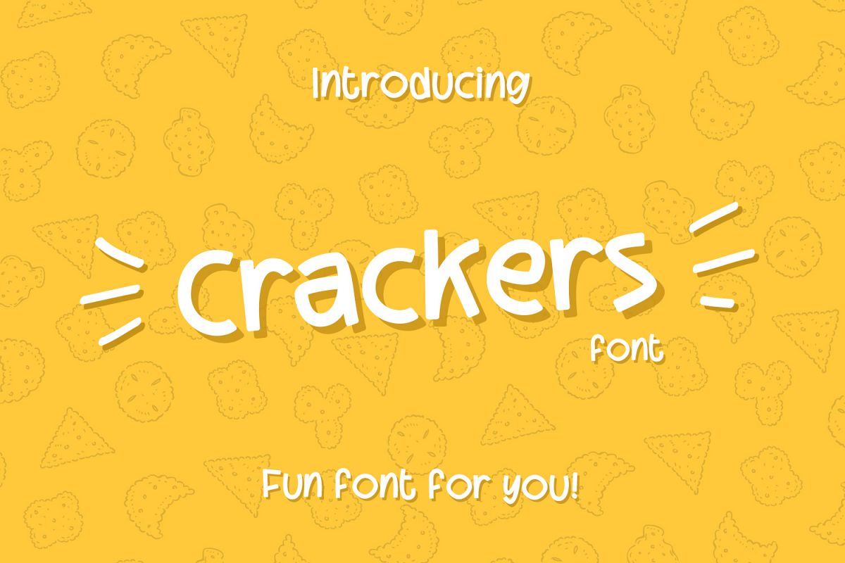 Crackers example image