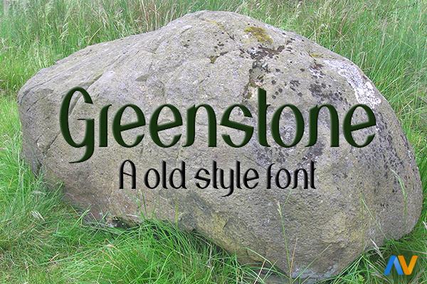 Greenstone example image