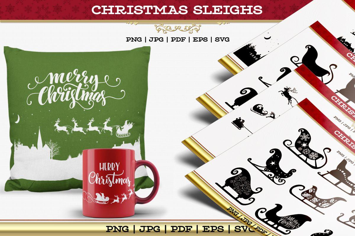 Christmas Sleigh Collection example image
