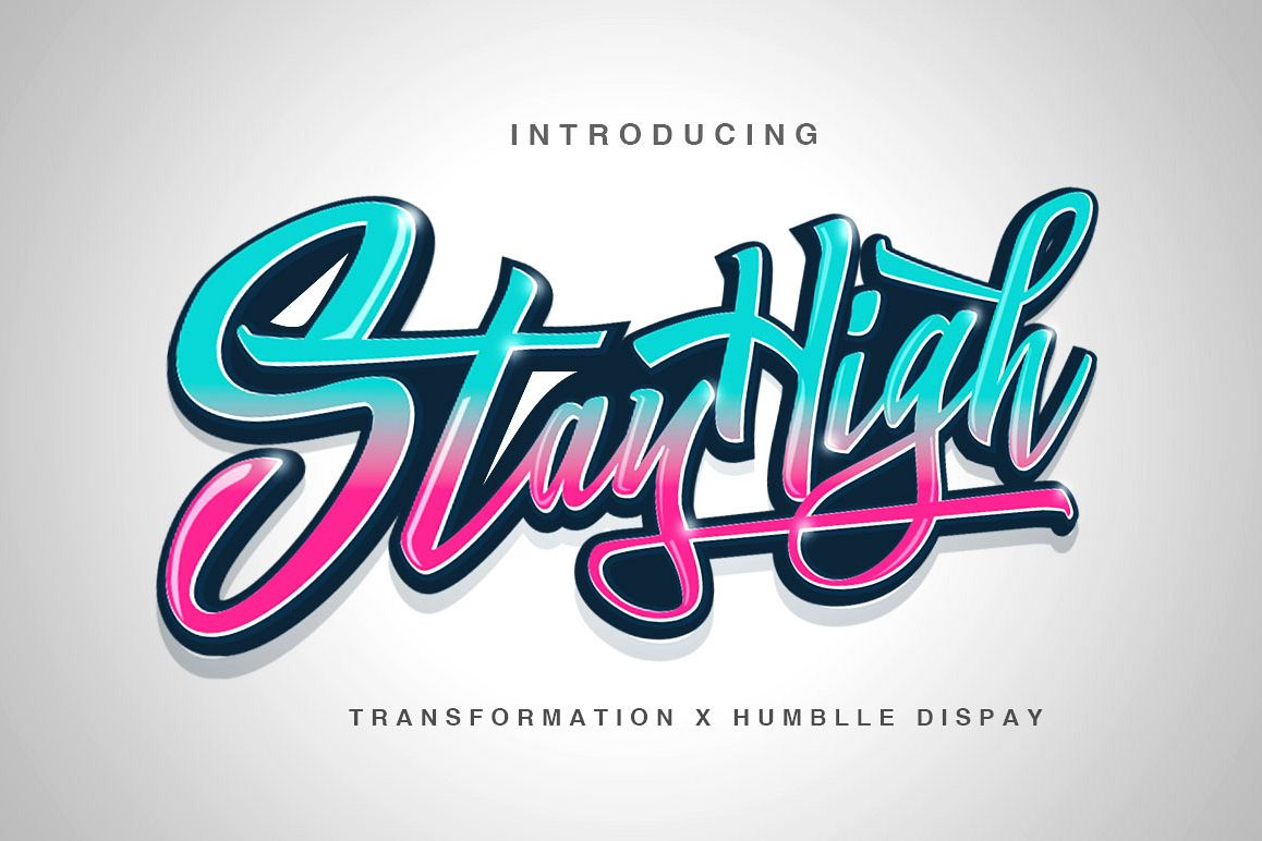 Stay High example image
