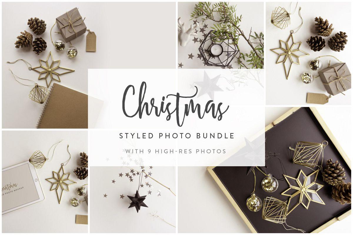 Christmas Styled Photo&Mockup #01 example image