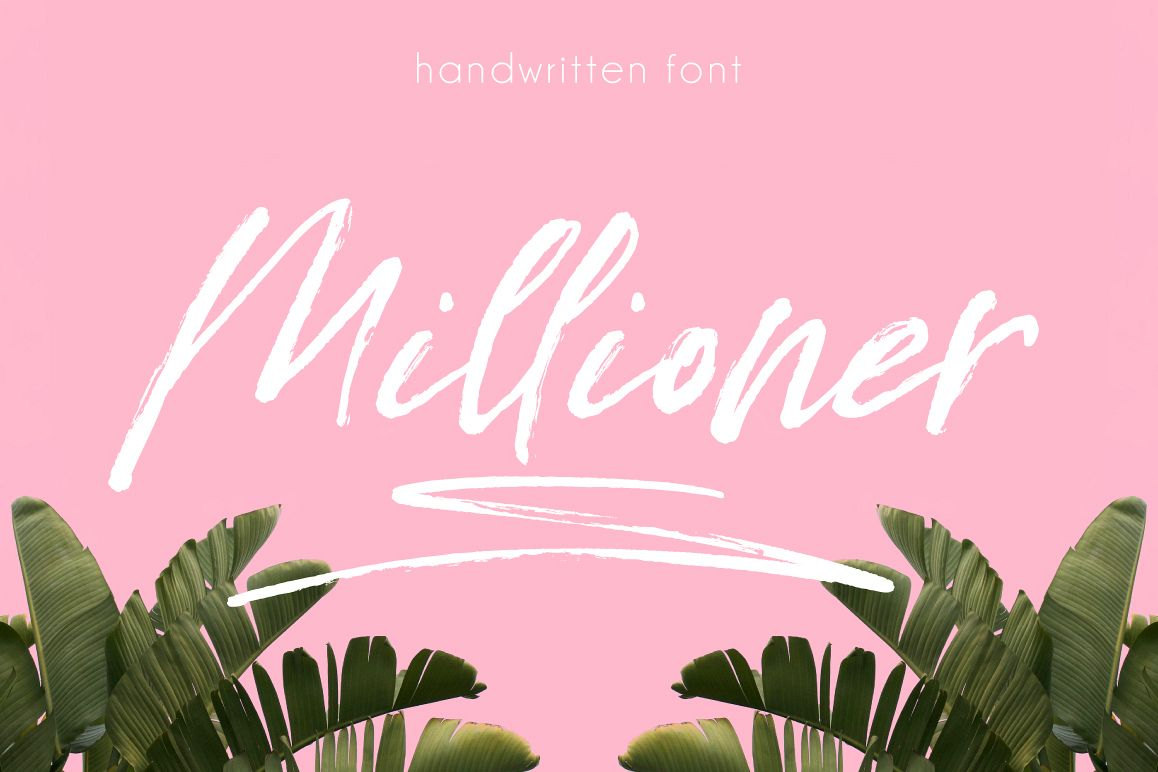 94 IN 1 Font Bundle SALE example image 16