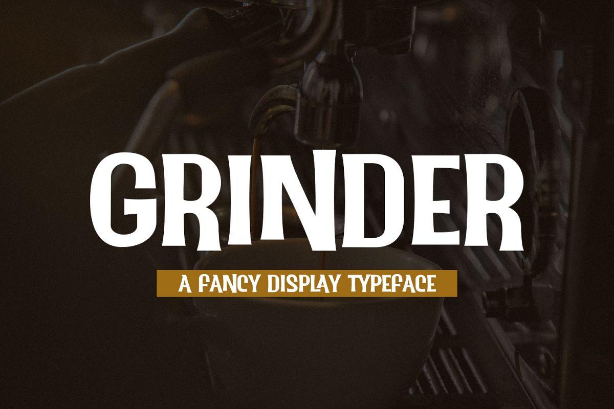 Grinder example image