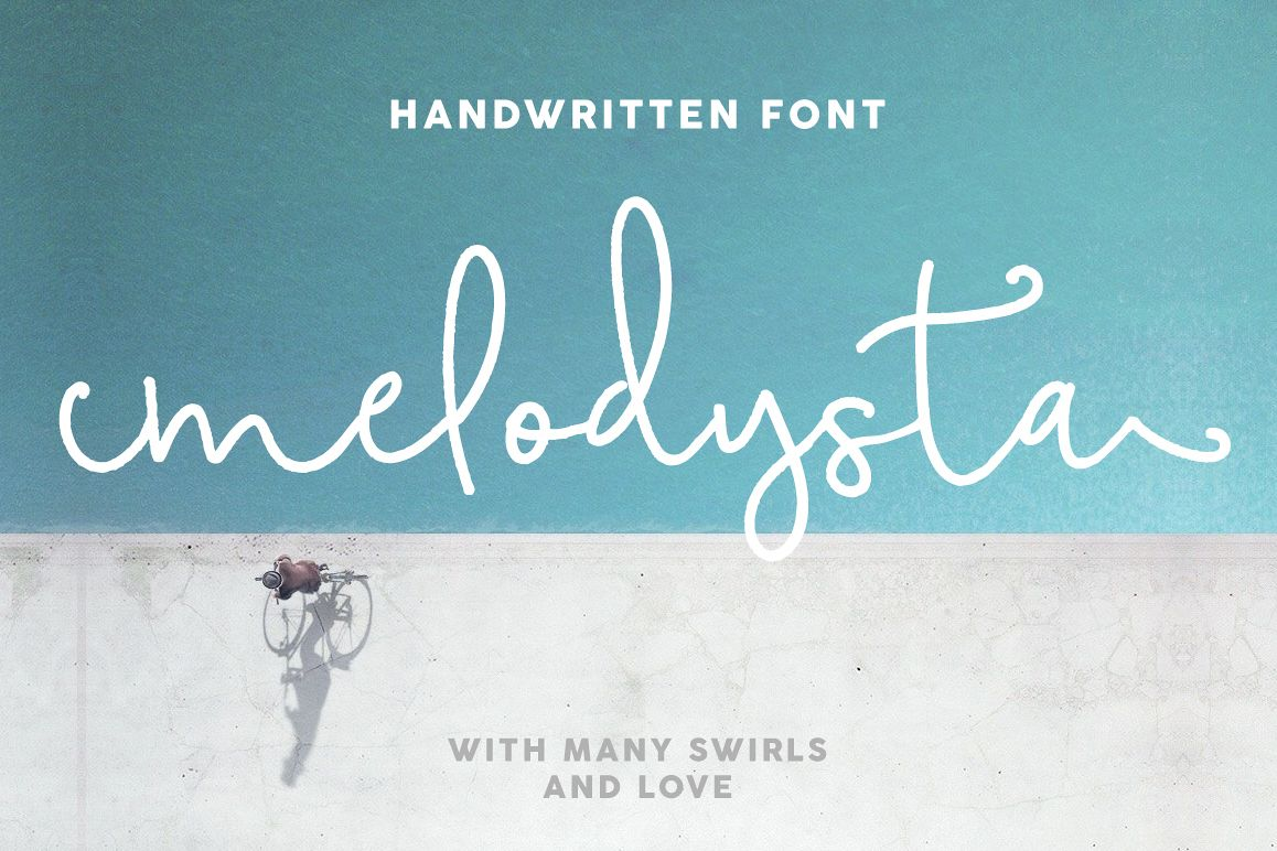 94 IN 1 Font Bundle SALE example image 18