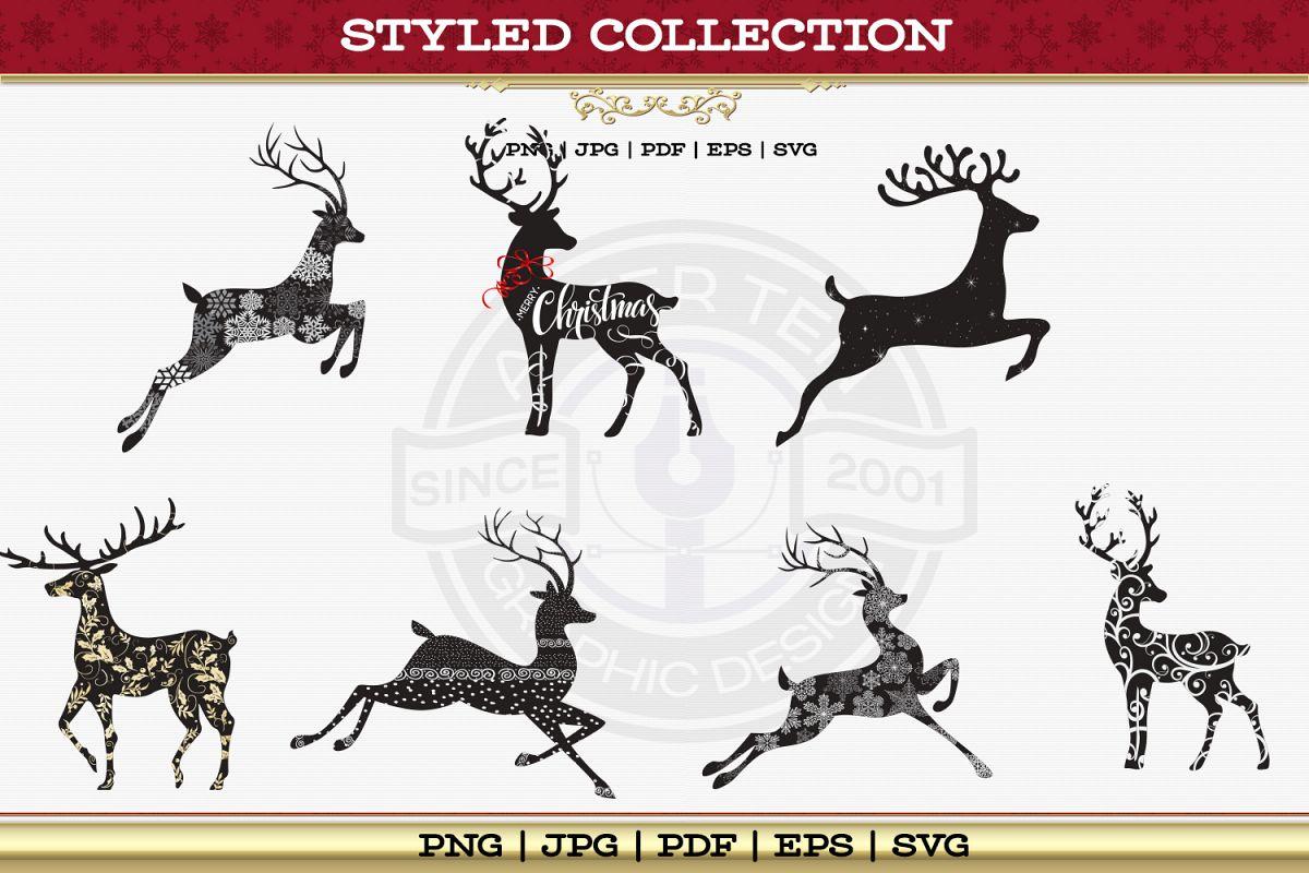Christmas Reindeer example image 5