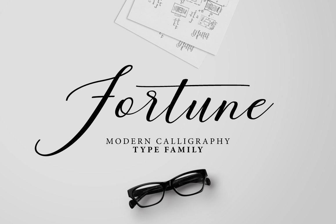 Fortune Script example image