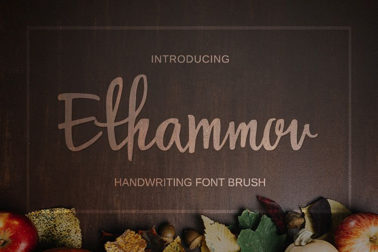 Ethammov Brush example image