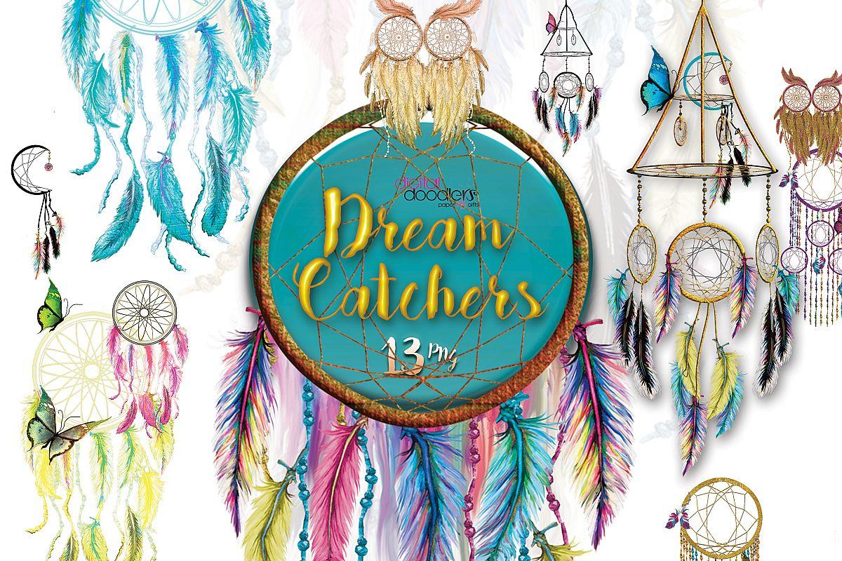 Dream Catchers example image